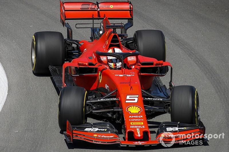 Vettel nyerte a Kanadai Nagydíj időmérőjét Hamilton előtt, Magnussen nagyot csattant