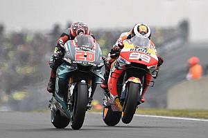 La gestion des pneus, principale leçon de Quartararo au Mans