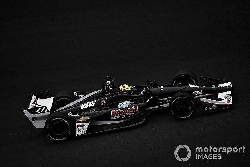 Carpenter happy with team's IndyCar GP, ready for 500 attack