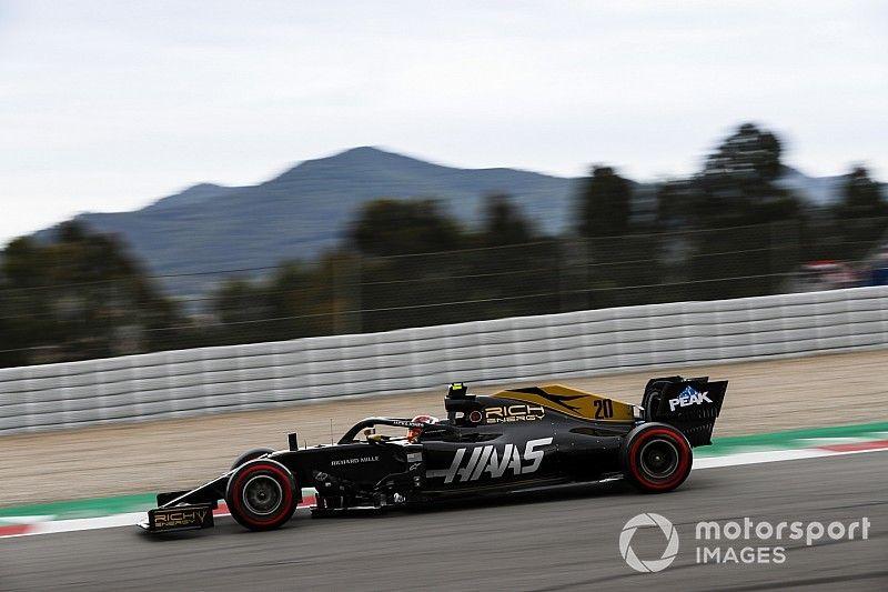 "Magnussen: España es un ""gran test"" para Haas"