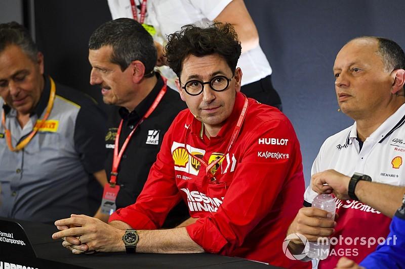 Gomme da 18: la Ferrari non realizza la mule-car per i primi test della Pirelli