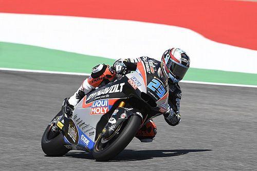 Moto2イタリア予選:シュロッターが今季3度目のポール獲得。マルケス弟が3番手