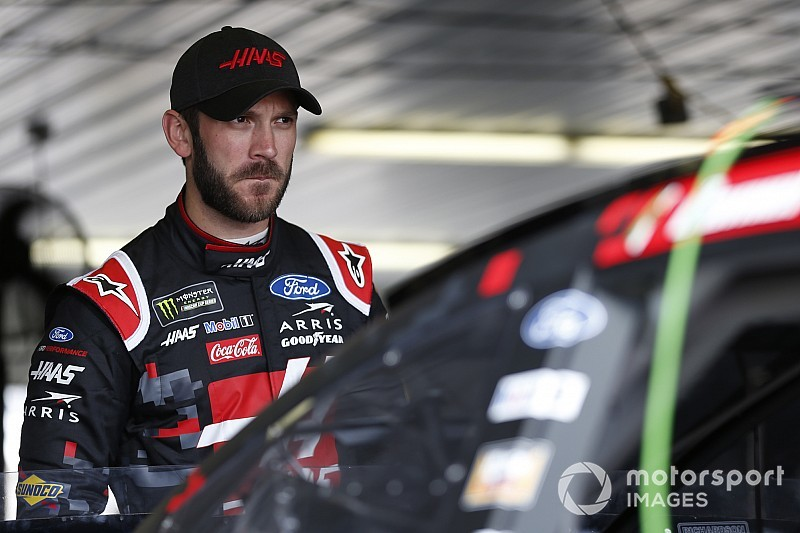 Daniel Suarez tops Friday's first Cup practice at Michigan