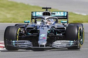 Kanada GP 1. antrenman: Hamilton ve Mercedes hızlı başladı