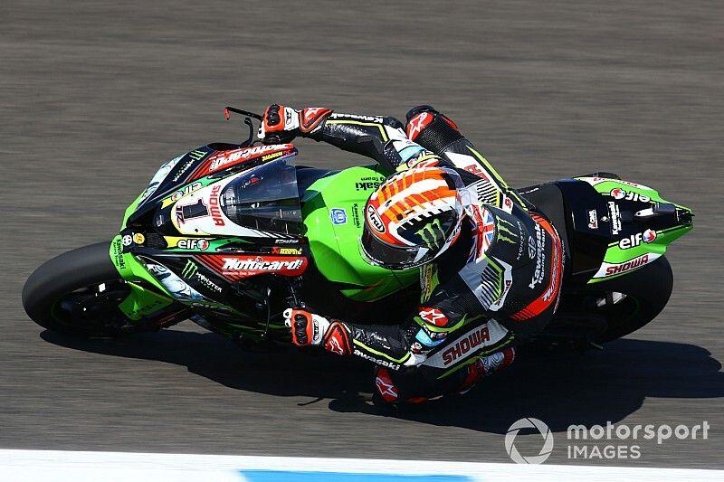 WSBK Jerez testi: Rea lider, Toprak ikinci!