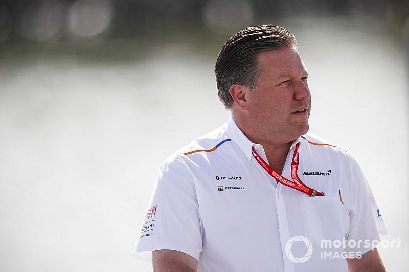 McLaren ondersteunt F1-kalender met 22 races