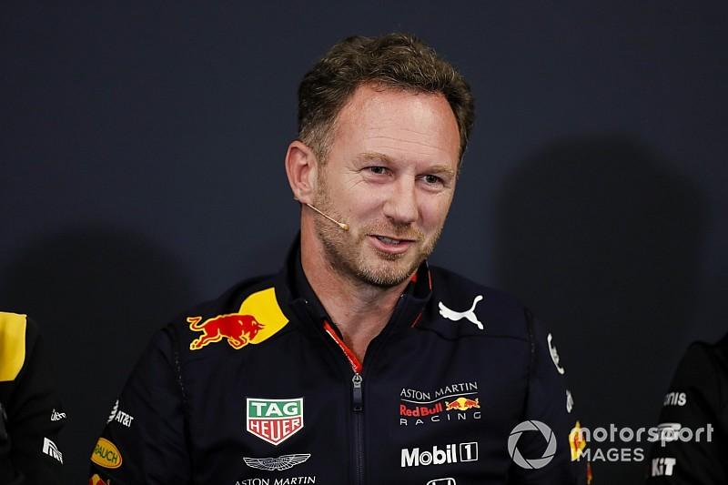"""Horner: """"GP in Londen moet zoals Zandvoort geregeld worden"""""""