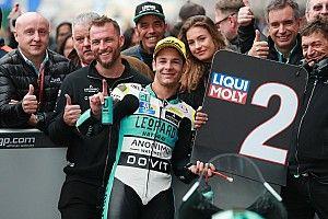 Mondiale Moto3 2019: Dalla Porta si riporta a 3 punti da Canet