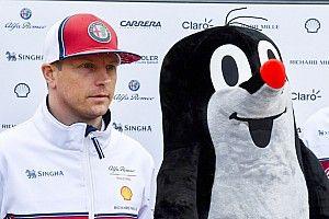 Räikkönen és a Kisvakond Monacóból: óriási, szó szerint!
