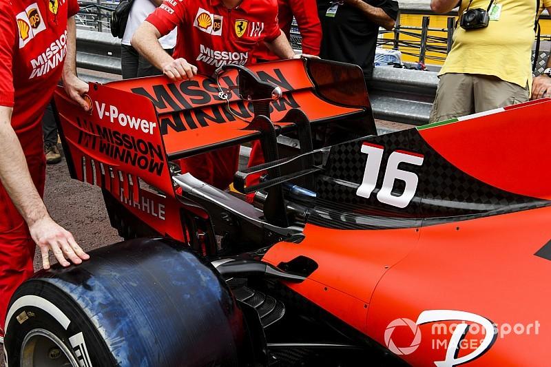 Összesített F1-es technikai képgaléria a Monacói Nagydíjról: Ferrari, Mercedes, Red Bull