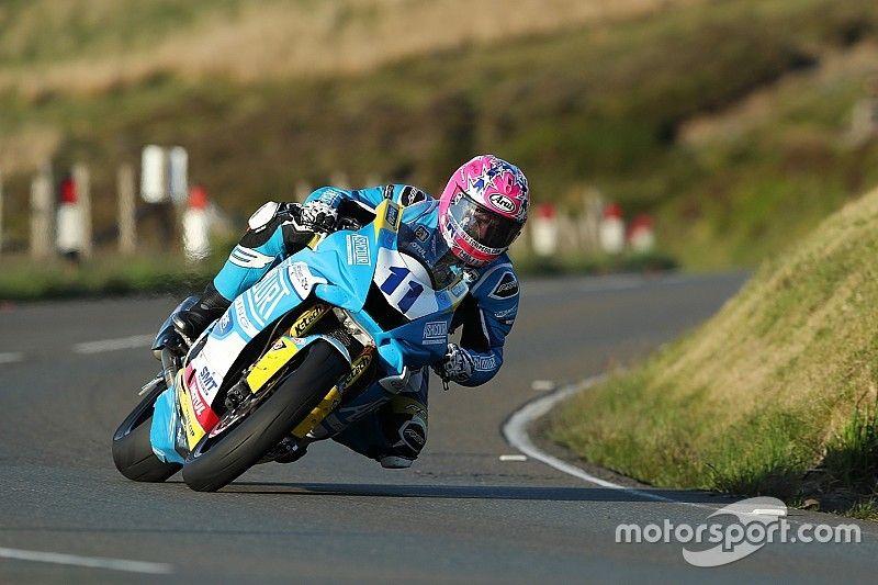 Isle of Man TT: Second Supersport race postponed by rain