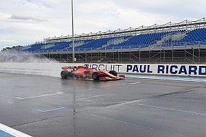 Test Pirelli: Ferrari e Red Bull hanno deliberato le gomme rain per il 2020