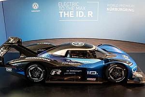 Elkészült a nürburgringi rekordra hajtó Volkswagen ID.R