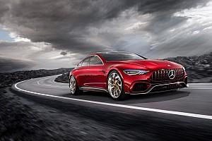2021-től már csak hibrid modelleket kínál a Mercedes-AMG