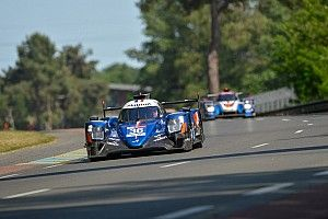 "Points-leading LMP2 squad faces ""tricky situation"" at Le Mans"
