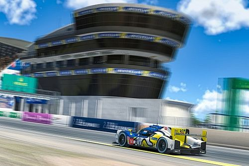 VRS Coanda gana las 24h de Le Mans de iRacing; MSi en el top 5