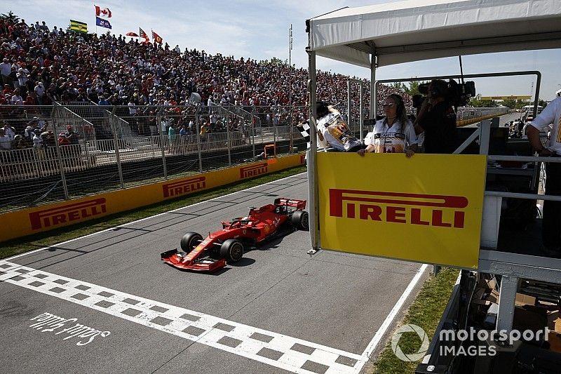 Así fue la ira de Vettel por la radio después de la sanción en Canadá