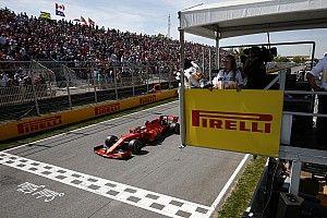 """Brawn: Il n'y a """"rien de désastreux"""" dans la pénalité de Vettel"""
