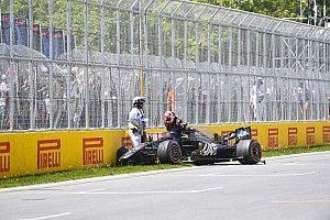 Magnussen partira des stands pour le GP du Canada