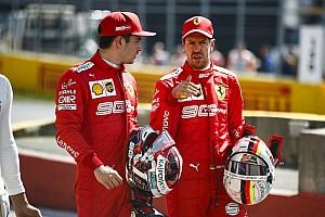 Ferrari не собирается вмешиваться в борьбу своих пилотов за титул
