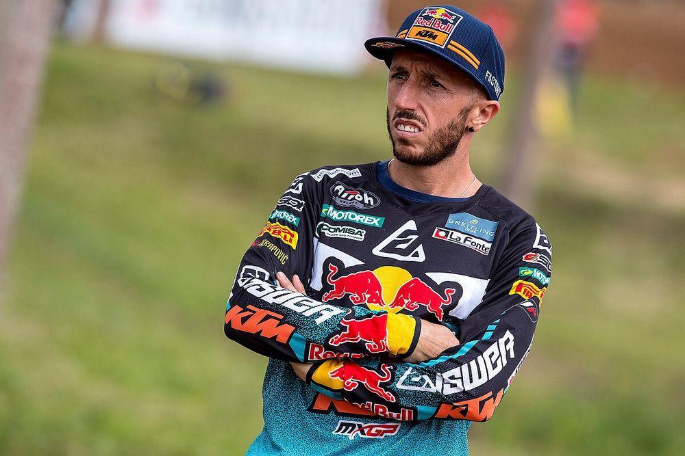 MXGP: Tony Cairoli annuncia il ritiro a fine 2021