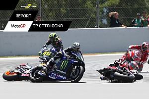 Motorsport Report MotoGP: Lorenzo, un eccesso di foga che ha dato vita ad una fuga