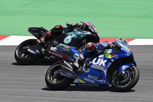 GALERI: Foto-foto terbaik MotoGP Catalunya