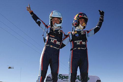 Argentina WRC: Neuville wins, Meeke denied podium