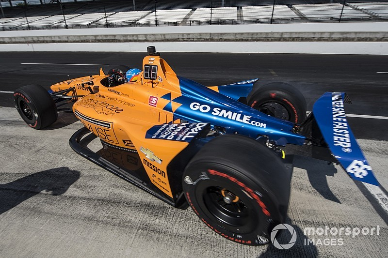 McLaren и Алонсо планируют на 2020 год участие в двух этапах IndyCar