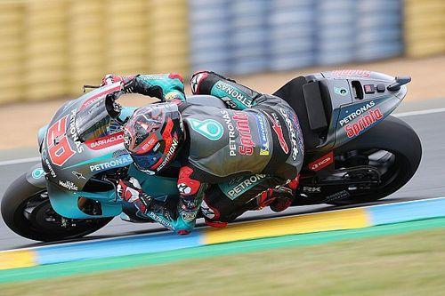 Les meilleurs tours du GP de France MotoGP