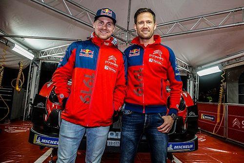"""Lappi a été """"surpris"""" de voir Ogier continuer en WRC"""
