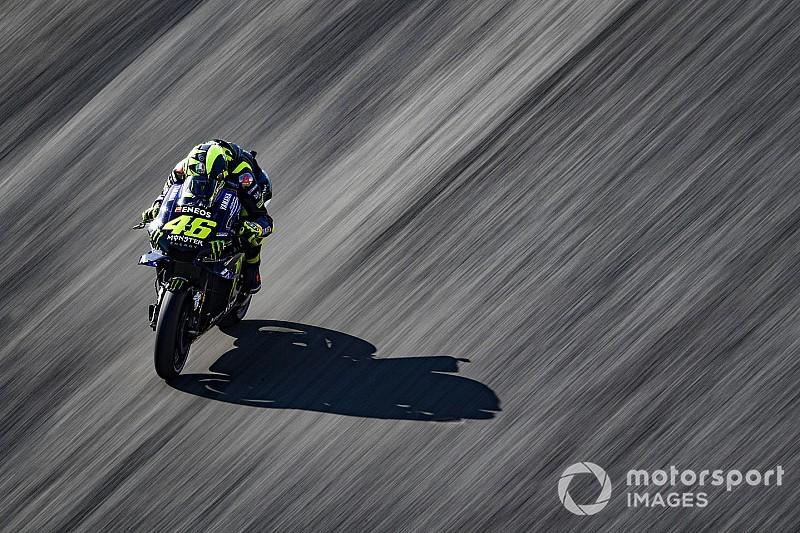 """Rossi: """"Jerez è ancora indigesta alla Yamaha, ma è una gara sola..."""""""