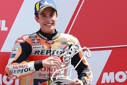 Marquez hanya fokus pada podium