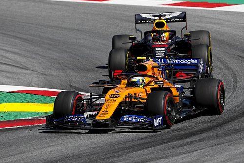 Verstappen y Norris ganan las 24H de Spa de iRacing