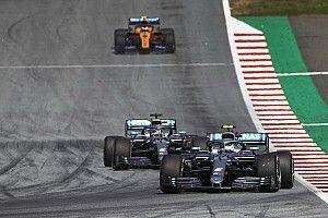 Bottas tudja, mi a dolga, hogy közelítsen Hamiltonhoz