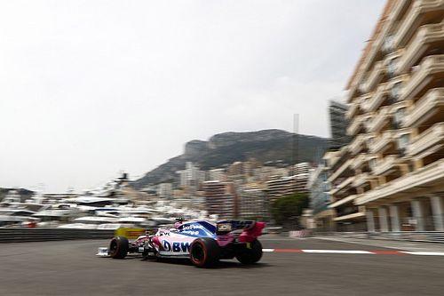 Perez pide cambios a la chicana de Mónaco