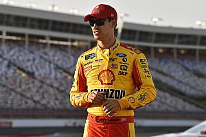 After 'rough start,' Joey Logano gets a shot at Coke 600 win