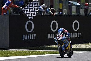Moto2 Italia: Marquez dominan, Dimas nyaris terbawah