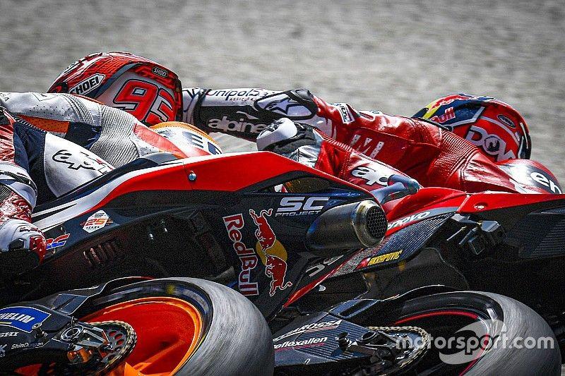"""Honda responde a Ducati: """"Aún no ha ganado nada"""""""