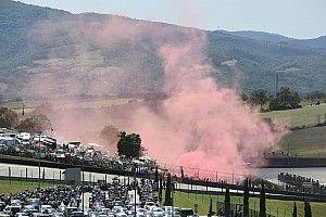 Weerbericht voor de Formule 1 Grand Prix van Toscane