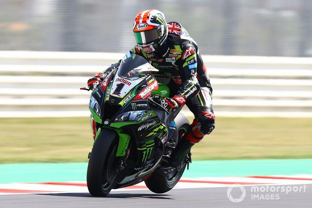 Kawasaki, a Donington per accorciare le distanze da Ducati