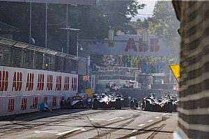 La montonera de 8 coches en Berna, previsible según Sam Bird
