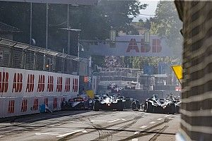FIA to discuss Formula E drivers' behaviour after Swiss pile-up