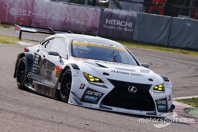 第3戦GT300決勝|K-tunes RC F GT3が逆転で今季2勝目をマーク