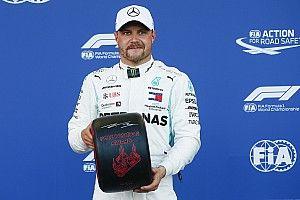 Leclerc bate, e Bottas faz pole position para o GP do Azerbaijão de F1