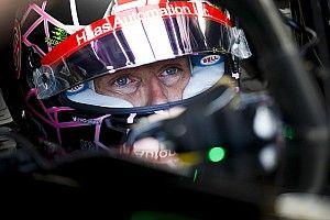"""Grosjean """"dégoûté"""" de ne pas avoir la nouvelle suspension Haas"""