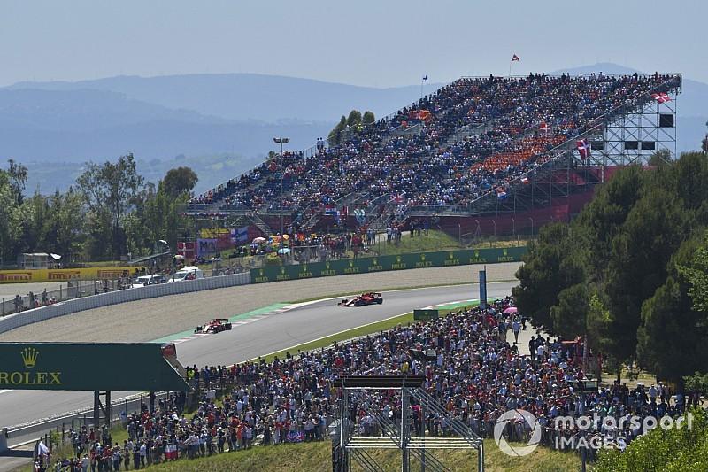 Még mindig veszélyben van a Spanyol, a Német és a Mexikói Nagydíj az F1-ben
