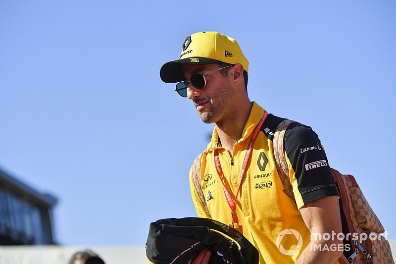 Ricciardo frusztrált, Hülkenberg nem is reménykedett a pontszerzésben