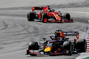 Verstappen: Red Bull overachieving in F1 2019