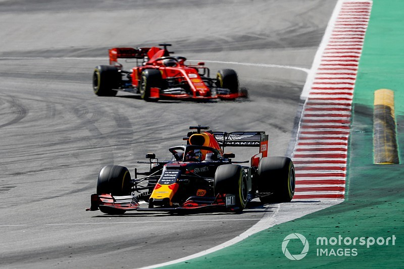 """Verstappen : """"Nous avons marqué le maximum de points à chaque GP"""""""